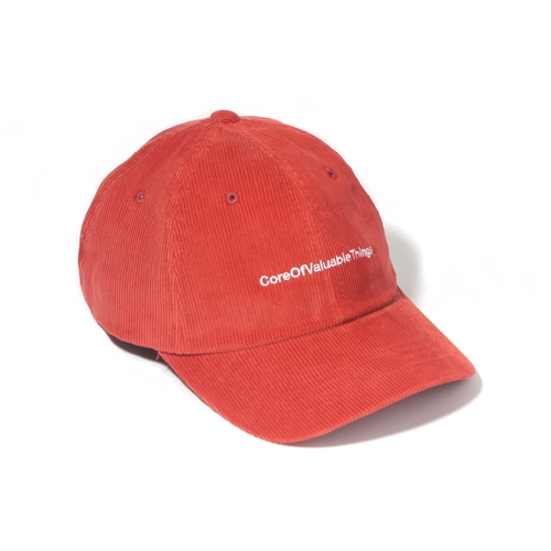 CORDUROY CORE CURVED CAP