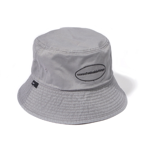 CORE BUCKET HAT-GREY