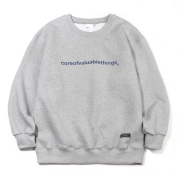 N CORE SWEATSHIRT-GREY