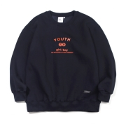 YOUTHFUL SWEATSHIRT-NAVY