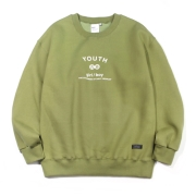YOUTHFUL SWEATSHIRT-AVOCADO
